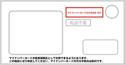 ナンバーカード 申請 マイ マイナンバーカード(個人番号カード)の申請について